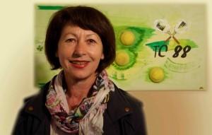 Schriftführerin Rose-Marie Kittl